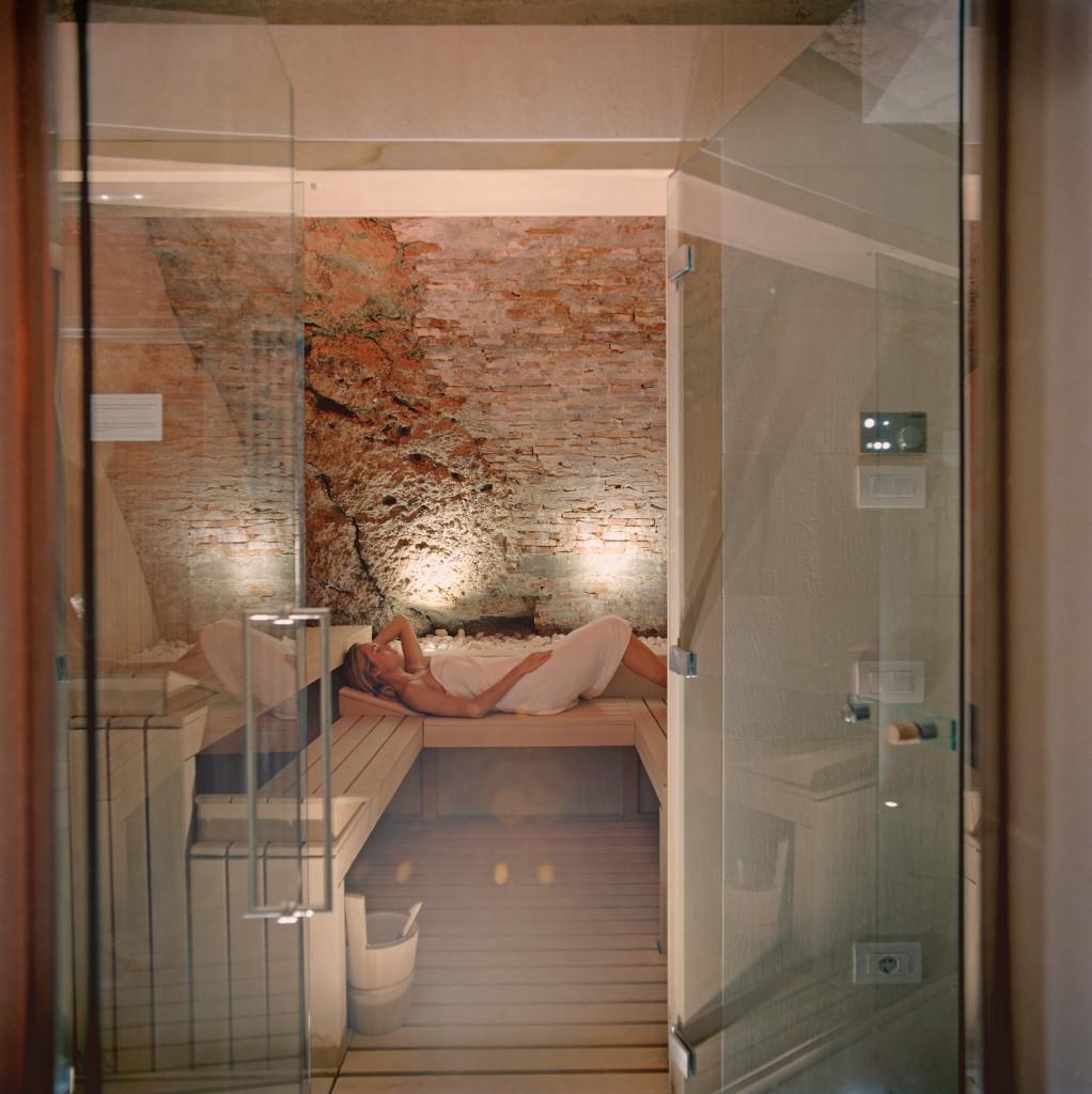 Proyectos de saunas y ba os turcos para spa y centro - Bano turco en casa ...
