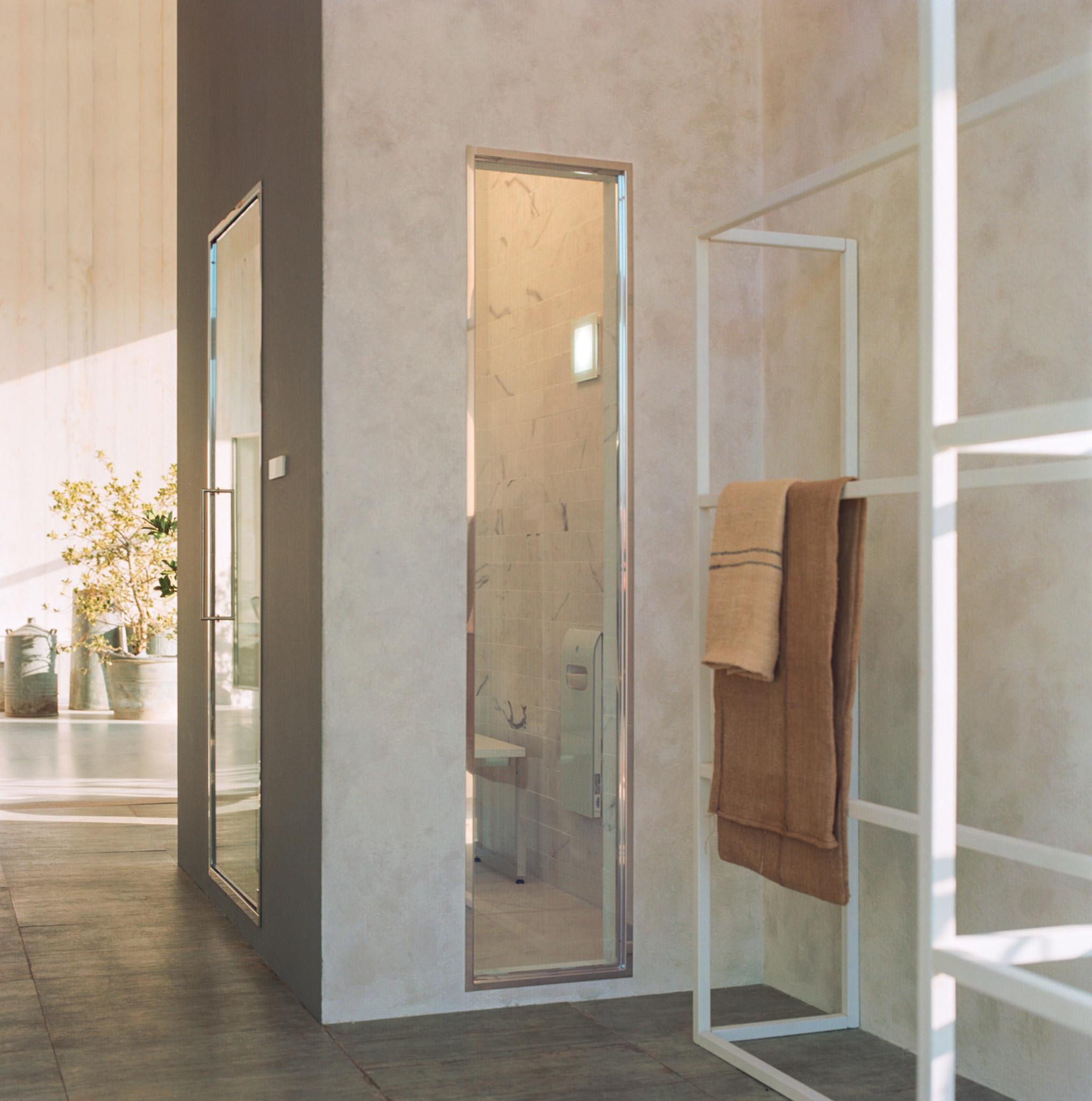 Puertas Para Baño Turco:Puertas y paredes de vidrio para baños turcos – Effegibi